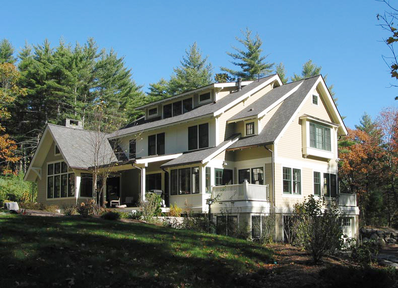 Hillside House Waltersdesignstudio Architecture